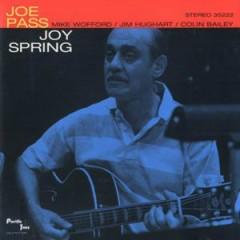 Joy Spring  - Joe Pass