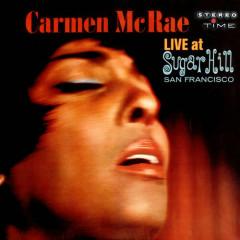 Live At Sugar Hill San Francisco  - Carmen Mcrae