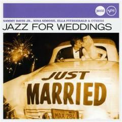 Verve Jazzclub: Moods - Jazz For Weddings