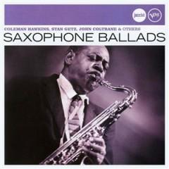 Verve Jazzclub: Moods - Saxophone Ballads