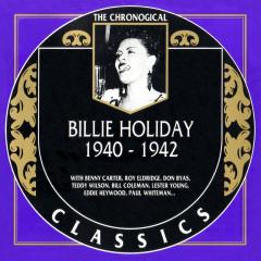 Billie Holiday: 1940 - 1942 (CD 2)