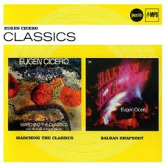 Verve Jazzclub: Originals - Marching The Classics & Balkan Rhapsody - Eugen Cicero