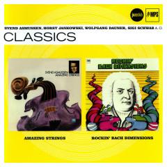 Verve Jazzclub: Originals -  Amazing Strings & Rockin' Bach Dimensions