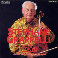 Stephane Grappelli In Tokyo