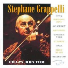 Crazy Rhythm - Stephanie Grappelli