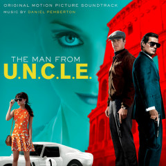 The Man From U.N.C.L.E OST (P.2)  - Daniel Pemberton,Various Artists