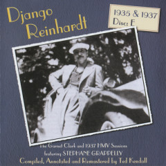 The Classic Early Recordings 1934 - 1939 (CD 5) (Part 1)