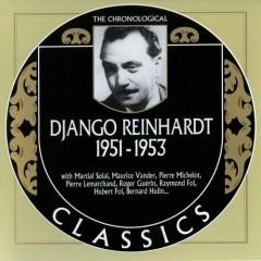 Django Reinhardt: 1951 - 1953 (CD 1)
