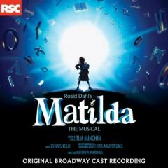 Matilda The Musical (Original Broadway Cast Recording) OST - Tim Minchin