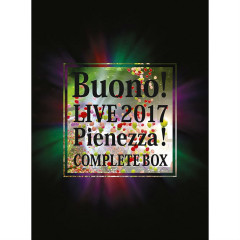 Buono! Live 2017 ~Pienezza!~ COMPLETE BOX CD4