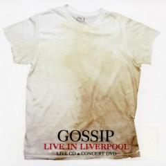 Live In Liverpool - Gossip