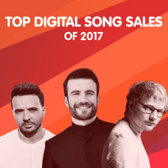 Top Digital Song Sales Of 2017