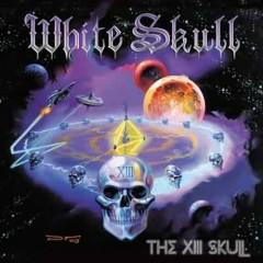The XIII Skull - White Skull