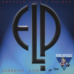 Live On The King Biscuit Flower Hour - Emerson,Lake & Palmer