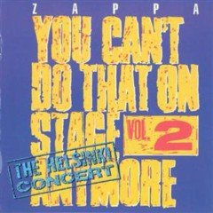 You Can't Do That On Stage Anymore, Vol. 2_ The Helsinki Concert (CD1)