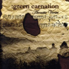 The Acoustic Verses - Green Carnation