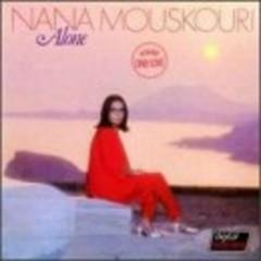 Alone - Nana Mouskouri