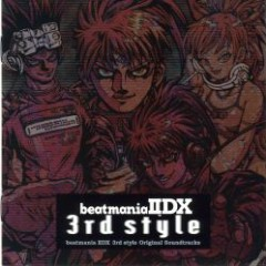 beatmania IIDX 3rd style Original Soundtracks CD1