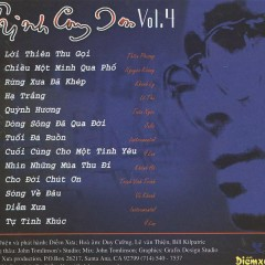 Tình Khúc Trịnh Công Sơn Vol 4 - Various Artists