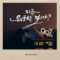 What Are You Doing Now? (Single) - 99%