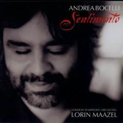 Andrea Bocelli - The Complete Recordings CD 6 - Sentimento - Andrea Bocelli
