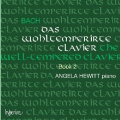 Bach The Well-Tempered Clavier Book 2 CD2 No. 1