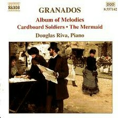 The Piano Music Of Granados Vol 8 No. 1