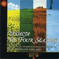 RCA Best 100 CD 2 - Vivaldi The Four Seasons  - Jean François Paillard