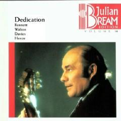 Julian Bream Edition Vol 14 - Dedication