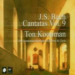Bach - Complete Cantatas, Vol. 9 CD 2 No. 1