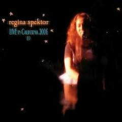 Live In California (EP) - Regina Spektor