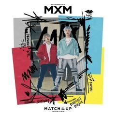 Match Up (EP) - MXM