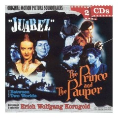 Juarez / The Prince And The Pauper OST (CD1)