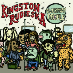 Everyday People (CD2) - Kingston Rudieska