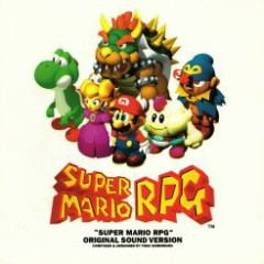 SUPER MARIO RPG ORIGINAL SOUND VERSION CD2
