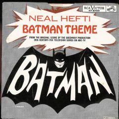 Batman OST  - Neal Hefti