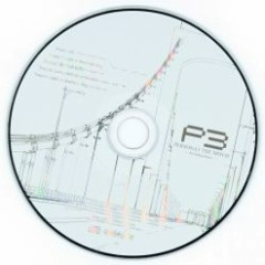 PERSONA3 THE MOVIE -#3 Falling Down- Theme Song CD Set