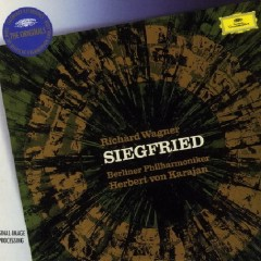 Der Ring Des Nibelungen - Siegfried Disc 1 - Richard Wagner