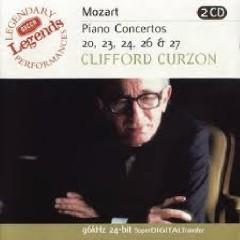 Decca Sound CD 13 - Clifford Curzon - Mozart Piano Concertos - Clifford Curzon