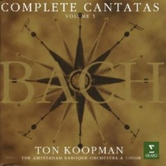 Bach - Complete Cantatas, Vol. 3 CD 1