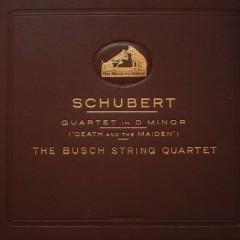 Schubert - String Quartet No. 14 In D Minor Death And The Maiden