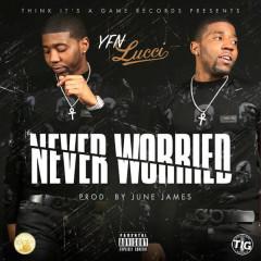 Never Worried (Single)