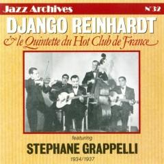 Django Reinhardt & Le Quintette Du Club De France (CD 1)