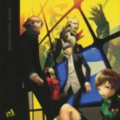 Persona4 Original Soundtrack CD2
