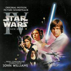 Star Wars : Episode IV. A New Hope OST (CD2) - John Williams
