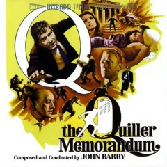 The Quiller Memorandum OST