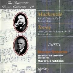 The Romantic Piano Concerto, Vol. 19 – Mackenzie & Tovey - Steven Osborne,BBC Scottish Symphony Orchestra,Martyn Brabbins
