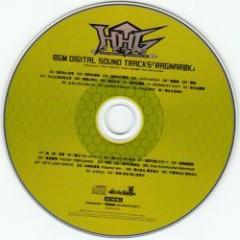 HHG Megami no Shuuen BGM Digital Sound Tracks - RagnarØk - Fuga Hatori