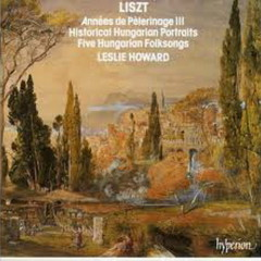 Liszt Complete Music For Solo Piano Vol.12 - Troisieme Annee De Pelerinage No.2