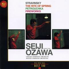 Stravinksy Petrouchka The Rite Of Spring No.3